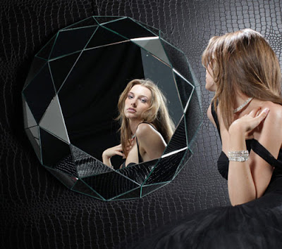 Unusual Mirrors and Cool Mirror Designs (15) 10
