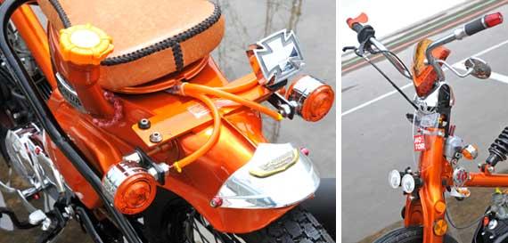 gambar Modifikasi Honda Astrea 800 Chopy Cup Konsep 2