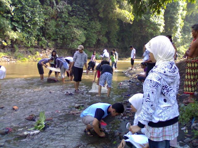 Kebersihan Sungai Juga Tanggung Jawab Warga