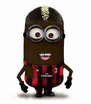 Minion Mario Balotelli - Futbol Parodia