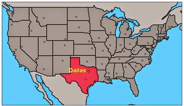 dallas carte - Image
