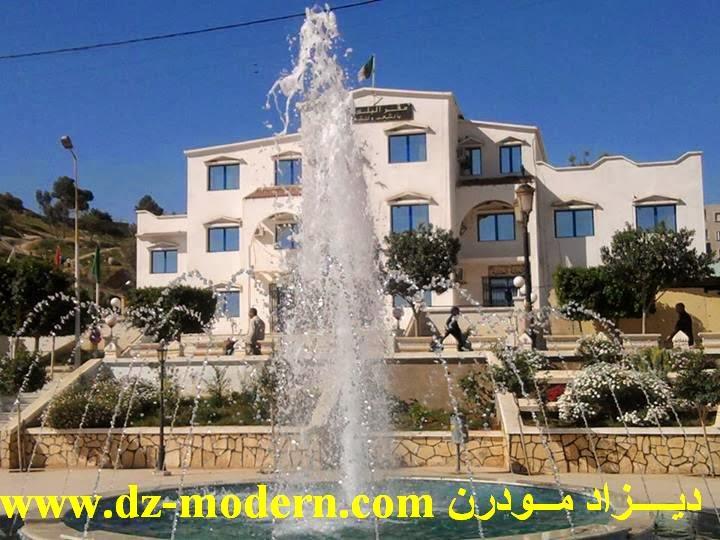 سجل زوار بلدية عمي موسى