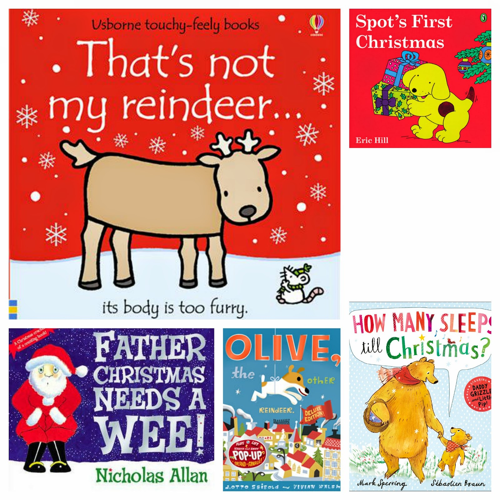 V. I. BOOKCLUB: 25 of the Best Christmas Books - *Bookclub Special ...