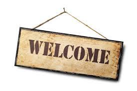 Ofcjalne powitanie ;)