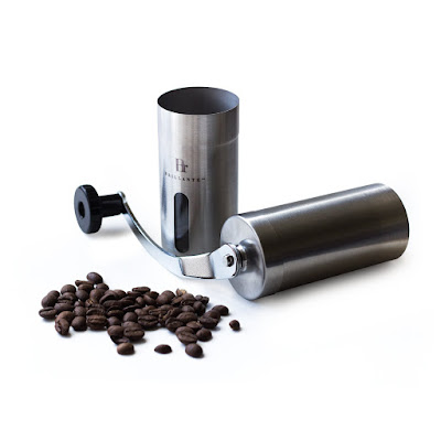 Brillante Manual Coffee Grinder #brillantecoffeegrinders