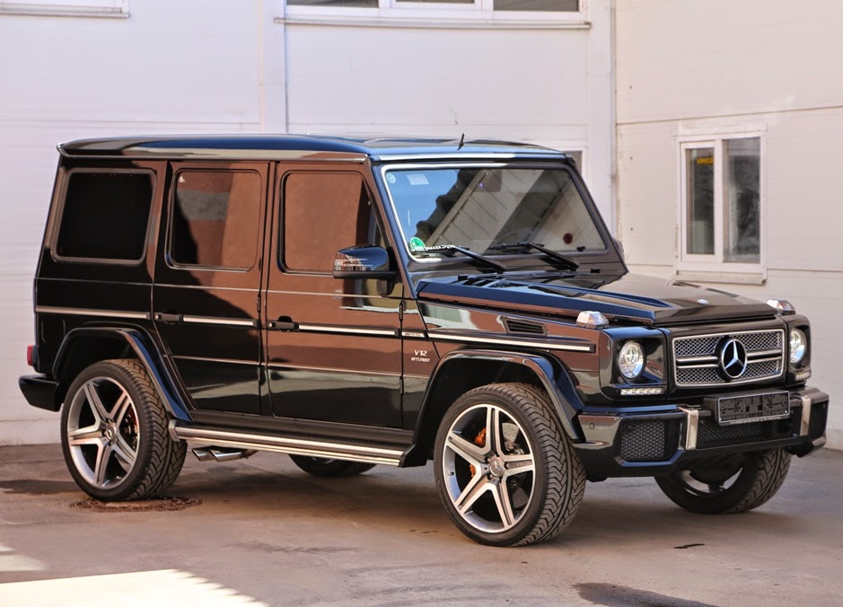 mercedes benz g65 amg on r22 wheels benztuning