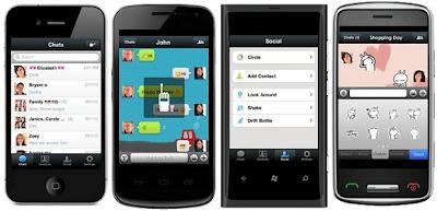 Wechat- Mobile app