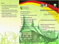 Jurusan Biologi Universitas Negeri Padang Adakan Lomba Biologi dan Seminar Nasional