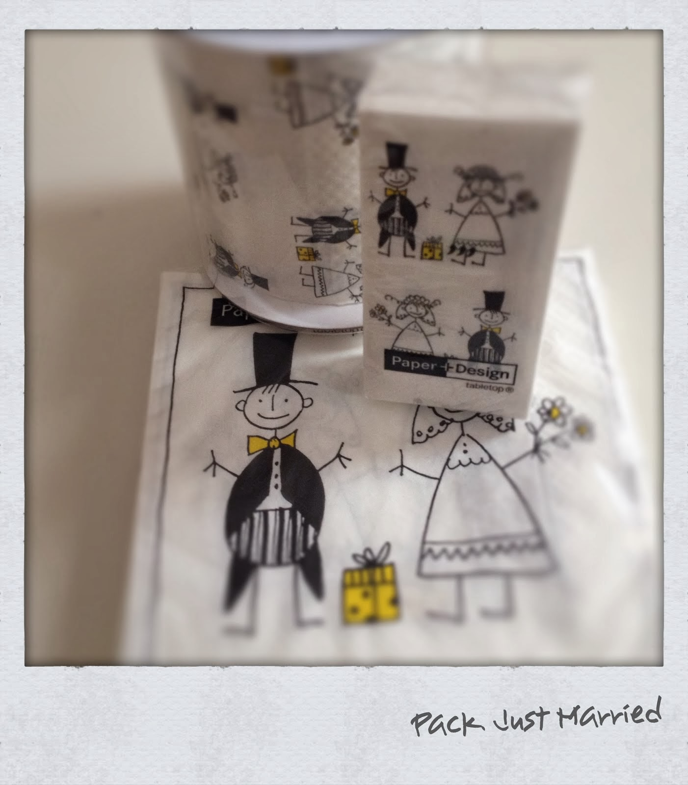 Pack Just Married 6 €