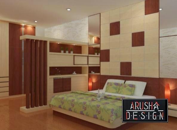 Jasa desain gambar murah penyedia jasa gambar kamar tidur for Design apartemen 2 kamar
