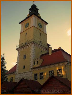 turn casa sfatului brasov
