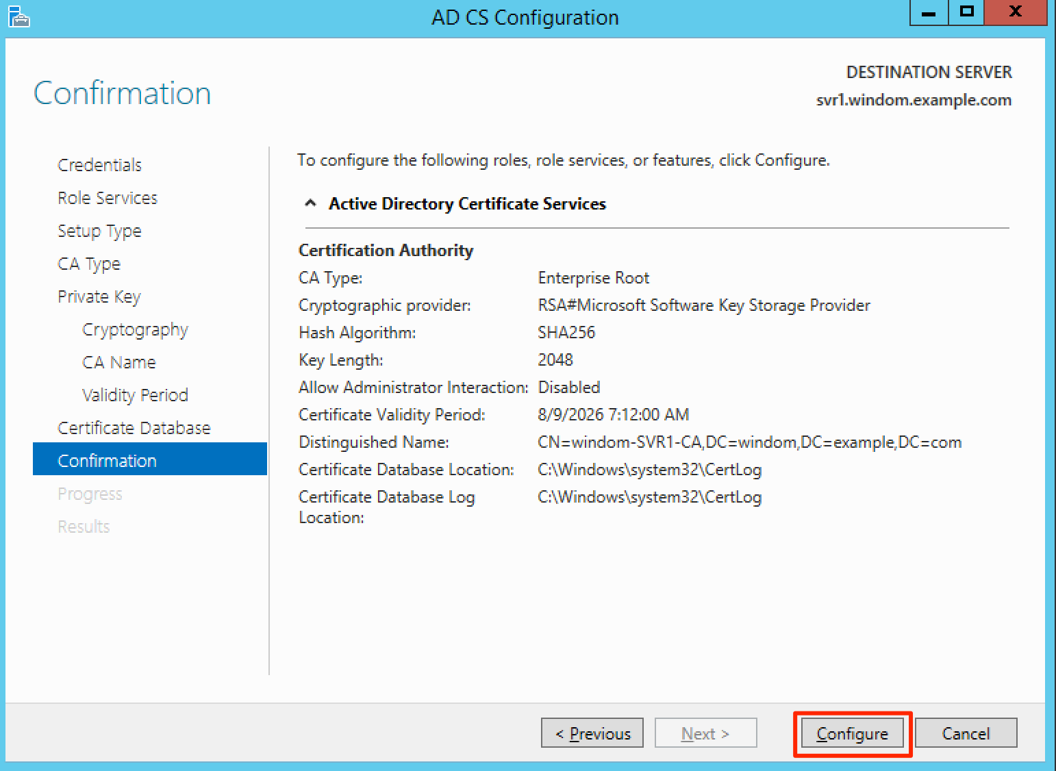 Setting Up An Active Directory Domain For Evaluating The Forgerock