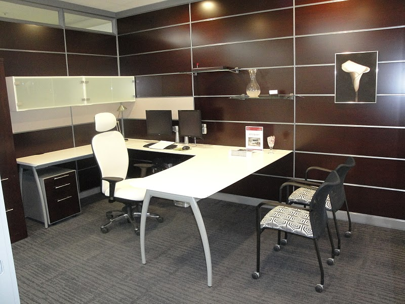 Modern Private Office