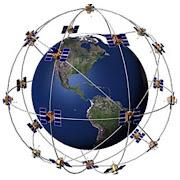 Gambar Simulasi Posisi Satelit GPS