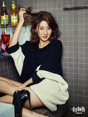Joo Da Young The Celebrity December 2015
