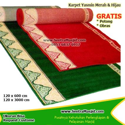Jual Karpet Masjid Polos Murah Di Lampung
