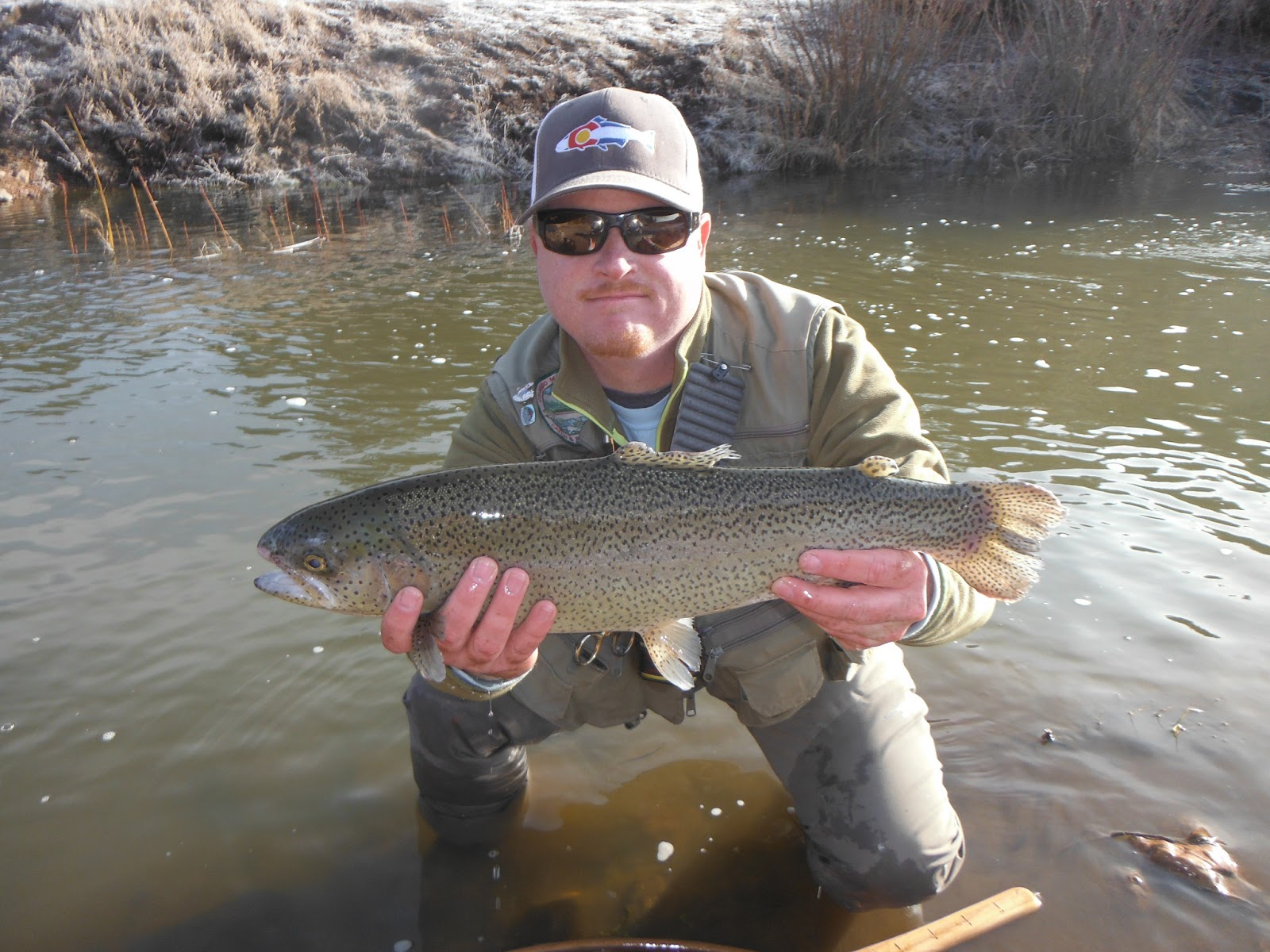 Jamie 39 s fly fishing journal you know where for Fly fishing journal