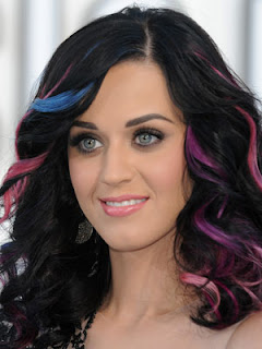 Katy Perry Hair Color