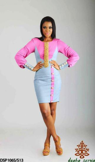 A La Mode Wearhouse Ghana Fashion Week