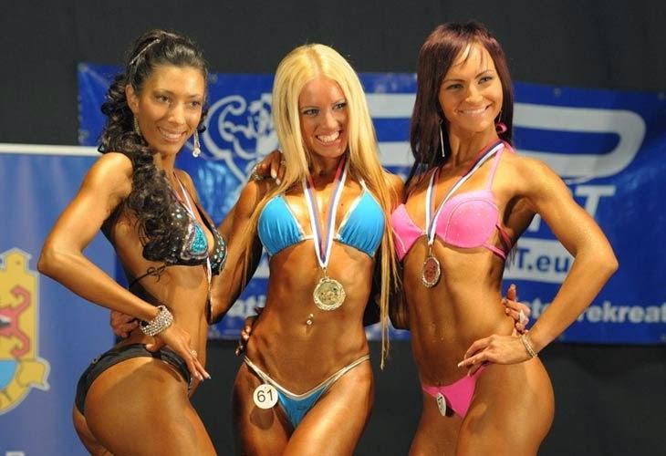 Maja Pavlovic, si Dokter Seksi Juara Kompetisi Bikini