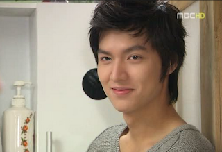 Gaya Rambut Lee Min Ho Terkeren dan Terbaru