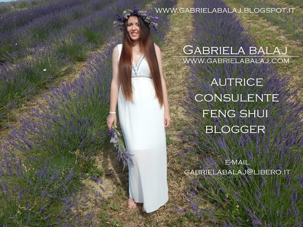 Gabriela Balaj Blog Ufficiale