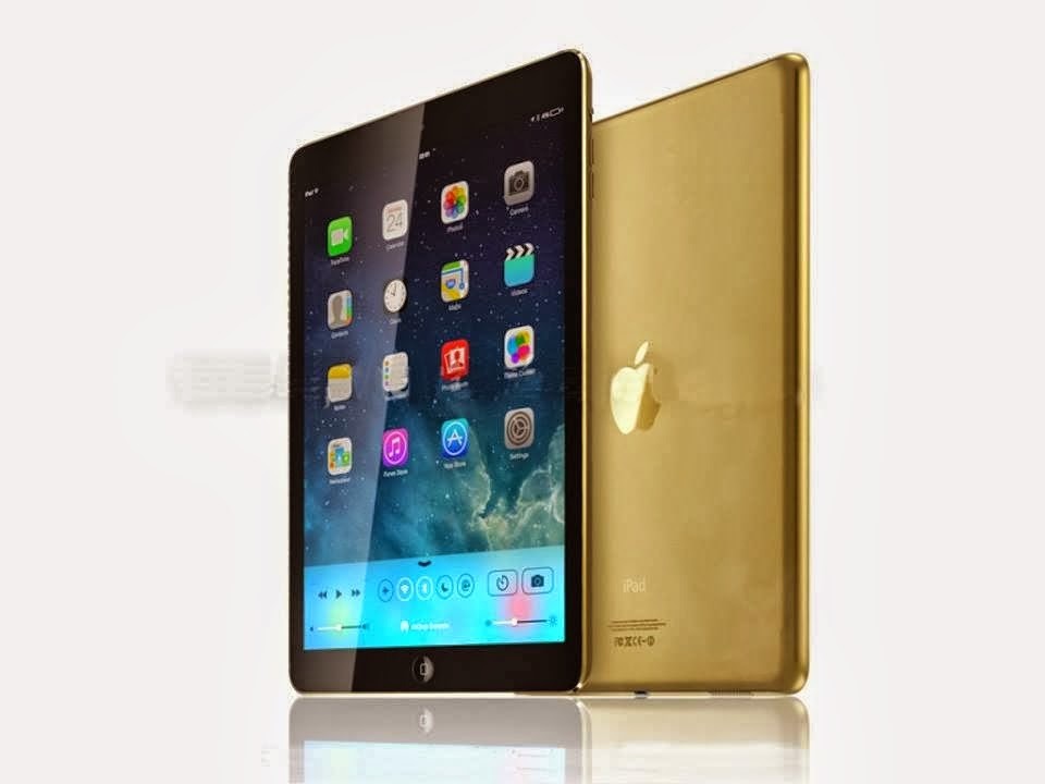 Ipad Air 2 Gold Edition Review