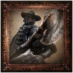 Bloodborne Envy: Father Gascoigne