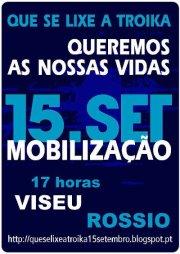 Indignados, Viseu, Norte, Portugal, Mobilização, Nacional, Internacional, Povo, Rua, Troika, Vidas, Levantar, Nação, Acorda,