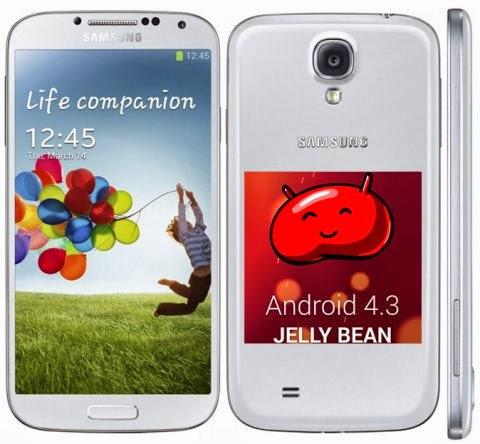 L'aggiornamento alla versione Jelly Bean 4.3 per il Samsung Galaxy S4 è iniziata: tante le novità