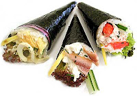 Japanese Menu Temaki