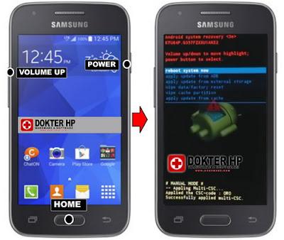 Hard Reset & Factory Reset Samsung Galaxy Ace 4