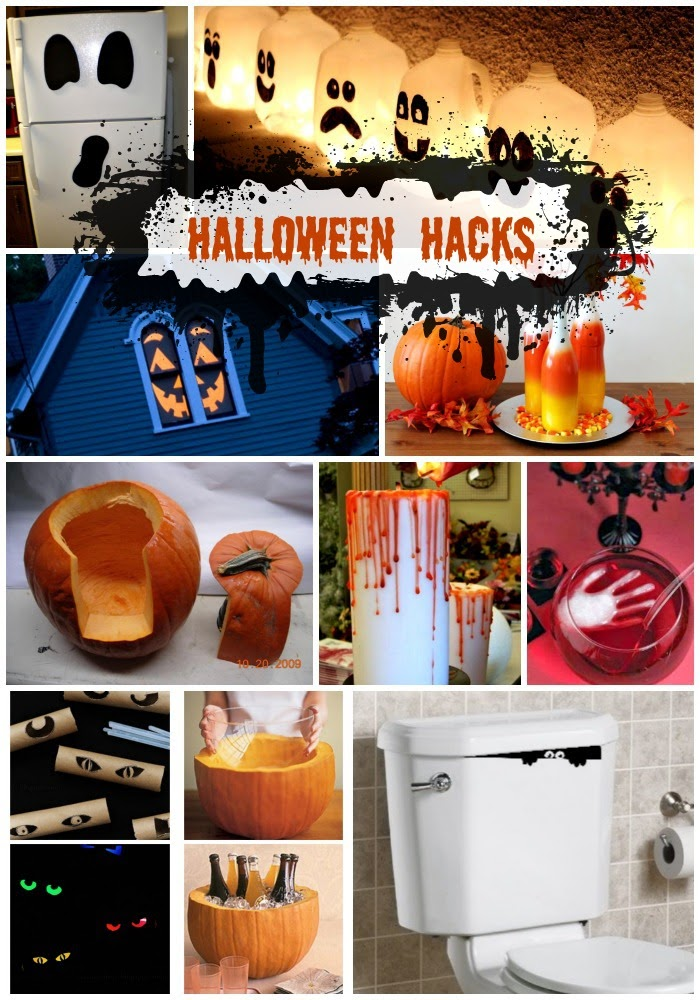 12 Halloween Hacks and Decorating Ideas