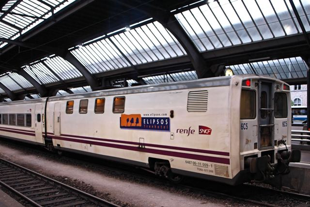 Blog de viajar en tren por europa trenhotel barcelona zurich for Barcelona paris tren hotel