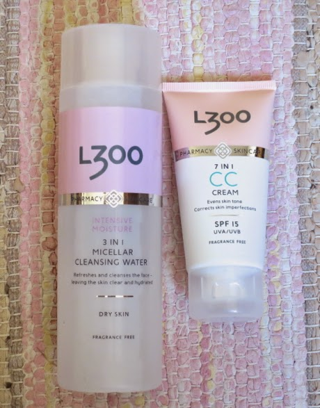 L300 cc cream test