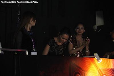 Xplay 2012 KL Aquasonic Sunway DJ Deborah De Luca, DJ Yasmin & DJ Miss Chanel
