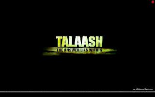 Talaash HD Wallpaper