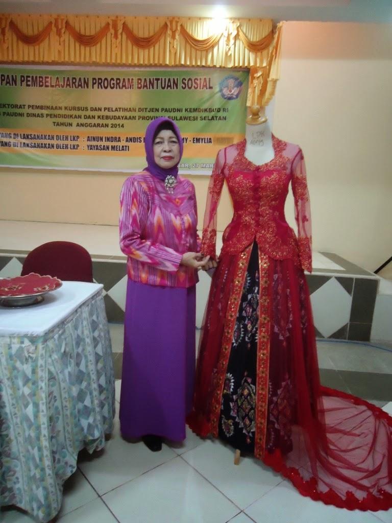 Pimpinan LKP ANDIS Makassar