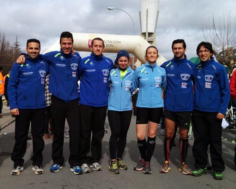Equipo Copa CNP Leon