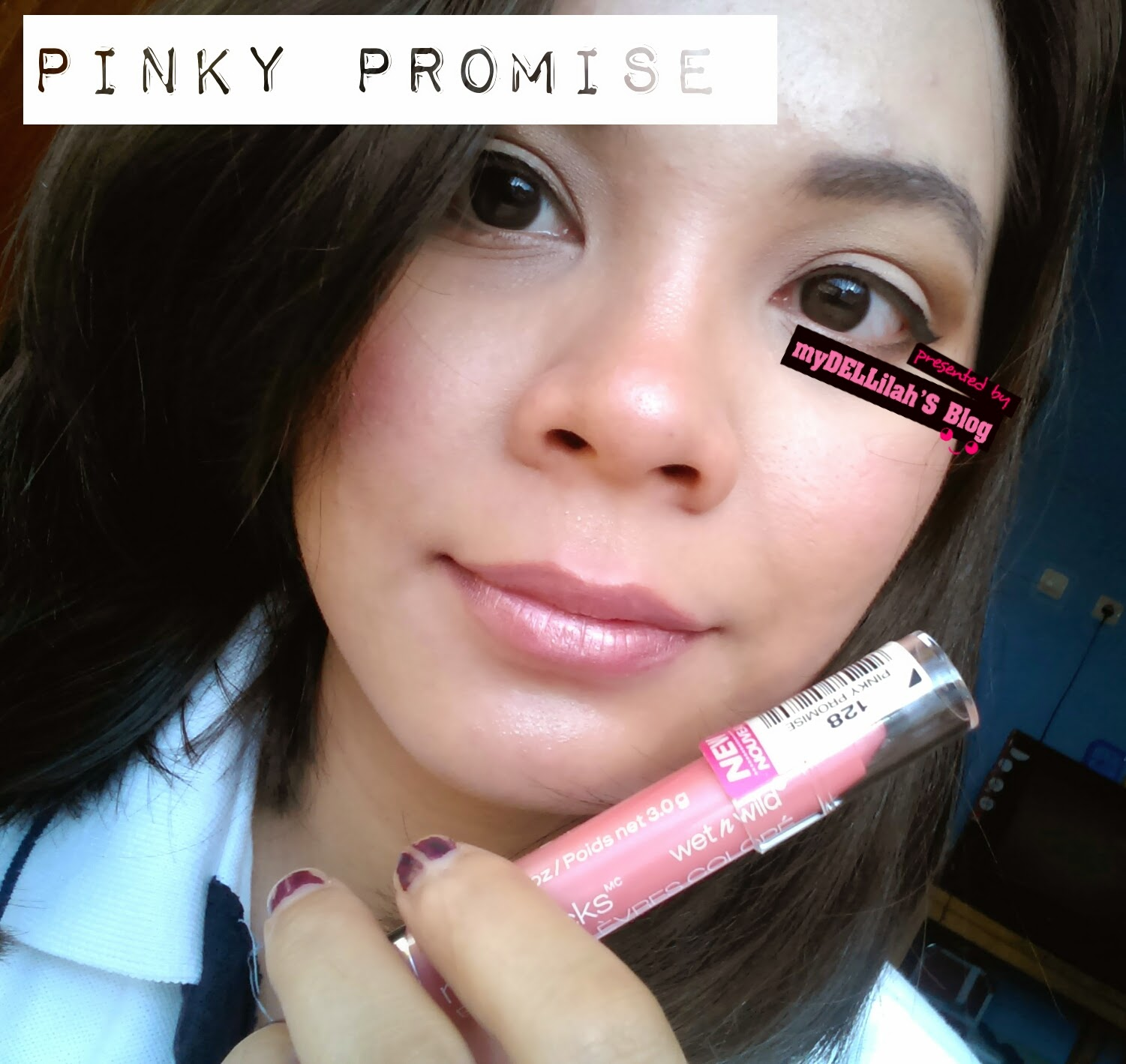 Pinky Promise Swatch