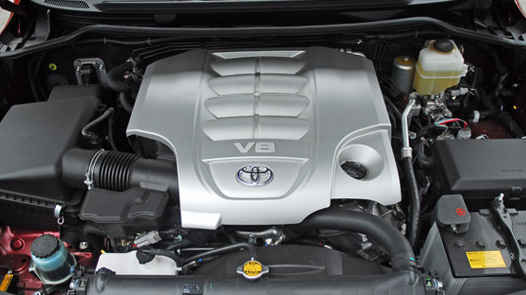 2015 Toyota Land Cruiser Space Canada