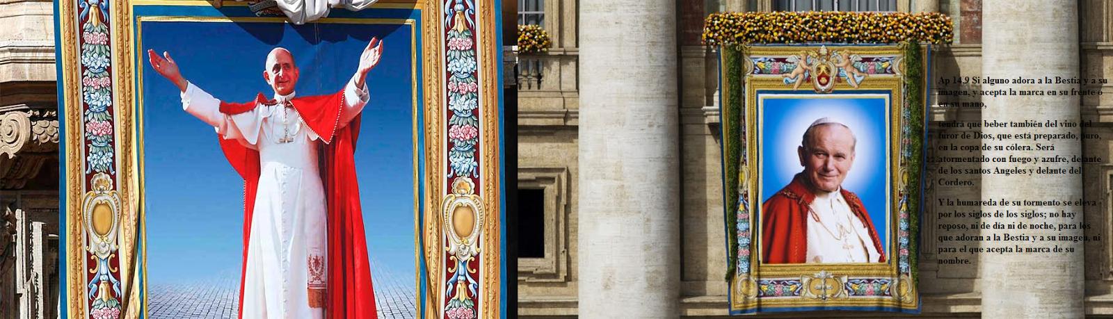 Anticristo Juan Pablo II