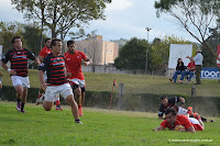 Los Tarcos venció a Tigres por 86 a 10