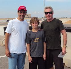 Con Wayne y Remy Gardner