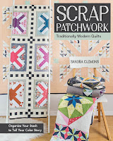 Buy Scrap Patchwork Book