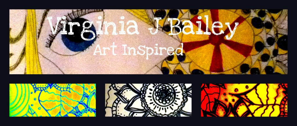 Virginia Bailey - Art Inspired
