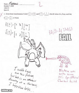 amazing math exam epic fail laugh