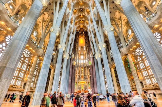 聖家族大教堂旅遊
