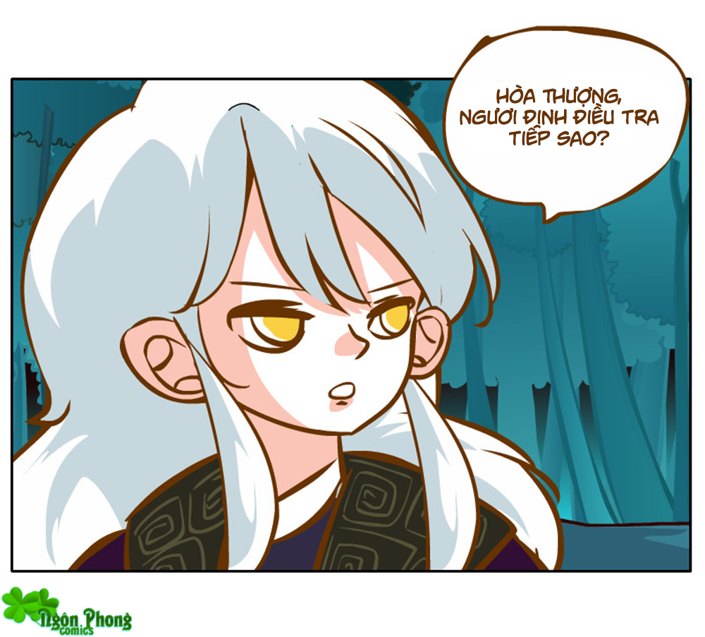 Hòa Thượng Và Tiểu Long Quân Chap 39 Upload bởi Truyentranhmoi.net