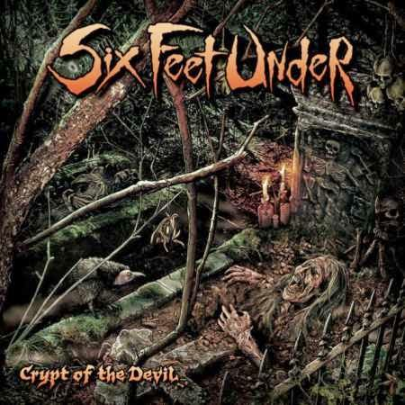 Six Feet Under - Crypt Of The Devil cover